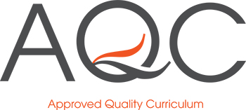 Approved Quality Curriculum Logo